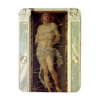 St. Sebastian Rectangular Photo Magnet