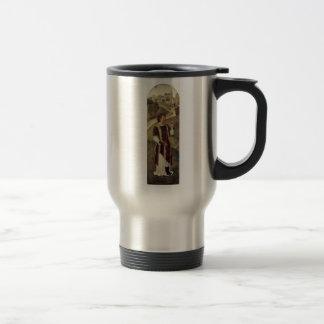 St. Stephen By Memling Hans Mug