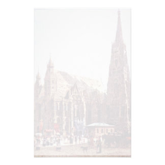St Stephen S Cathedral From Stock Im Eisen Stationery Design