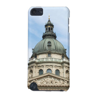 St Stephens Basilica and Clock Tower in Budapest iPod Touch (5th Generation) Cover