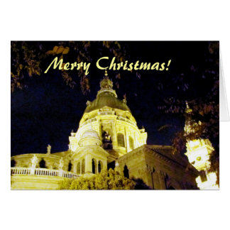 St. Stephen's Cathedral, Budapest Greeting Card