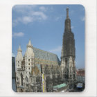 St. Stephen's Cathedral, Vienna Austria Mouse Mat