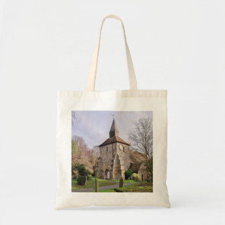 St Stephens Church In January Tote Bag