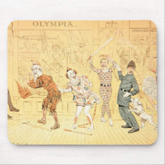 St. Stephen's Pantomime Mouse Pad