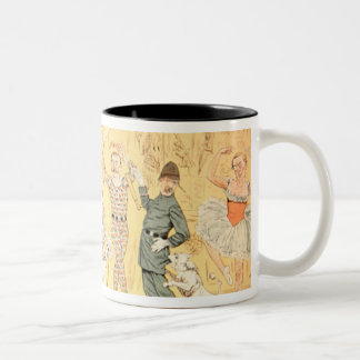 St. Stephen's Pantomime Two-Tone Coffee Mug