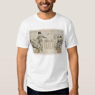 'St. Stephen's Review Presentation Cartoon' Tee Shirts