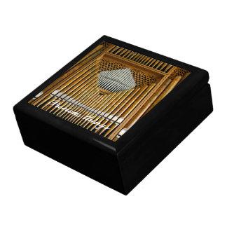 St Stephens, Seattle, organ gift box
