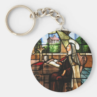 St. Teresa of Avila (3) Key Ring