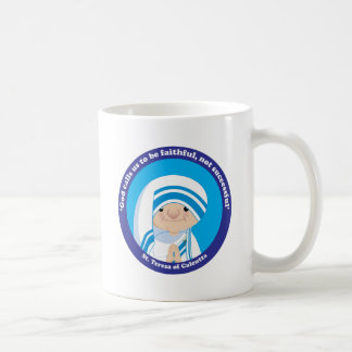 St. Teresa of Calcutta Coffee Mug