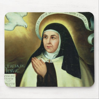 St Theresa of Avila 1570 Mouse Pads