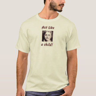 St. Therese - Customized T-Shirt