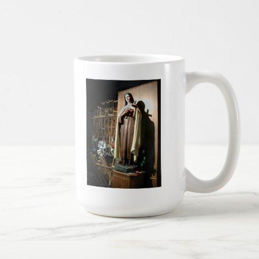 St, Therese Mugs