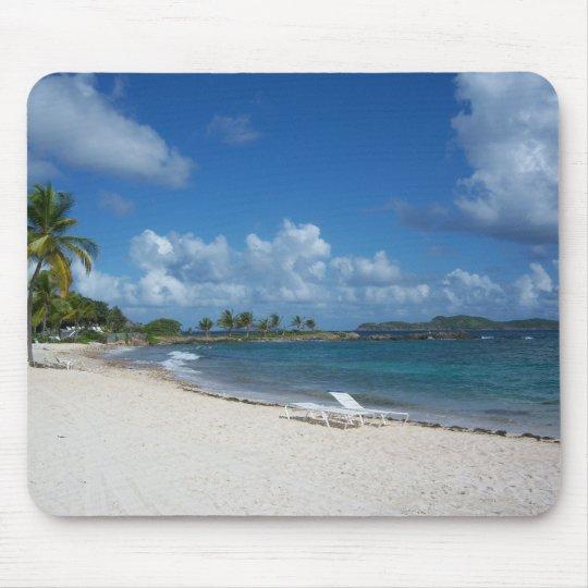 St Thomas 1 - Sapphire Beach, Mouse Pad