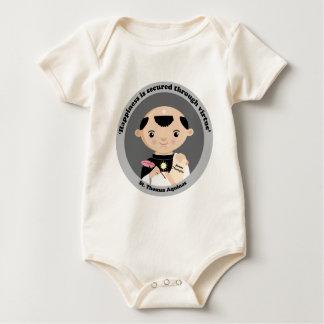 St. Thomas Aquinas Baby Bodysuit