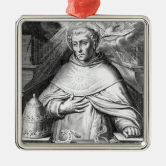 St. Thomas Aquinas Christmas Ornament