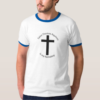 St. Thomas Aquinas is my homeboy 1 T-Shirt