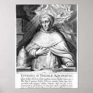St. Thomas Aquinas Poster