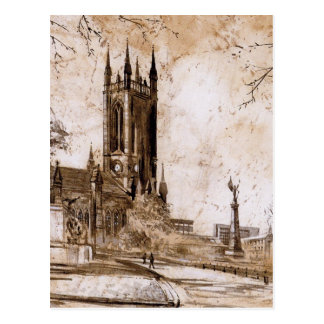 St Thomas Church, Newcastle upon Tyne  Card