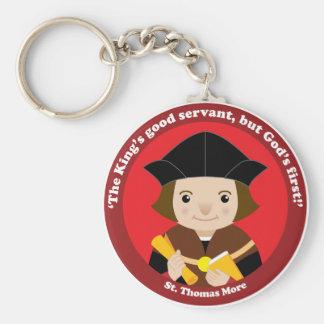 St. Thomas More Key Ring