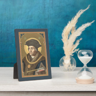 "St. Thomas More (SAU 026) Plaque #1 5""x7"""