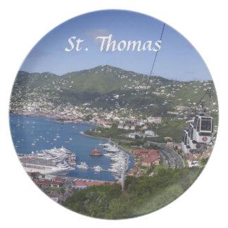 St Thomas Plate