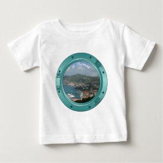 St Thomas Porthole Baby T-Shirt