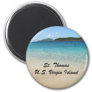 St. Thomas, U.S. Virgin Island Magnet