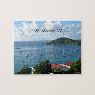 St. Thomas, VI Jigsaw Puzzle