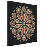 "St. Thomas Window canvas 24x24"" Gallery Wrap Canvas"