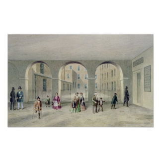 St. Thomas's Hospital, Southwark, London Poster