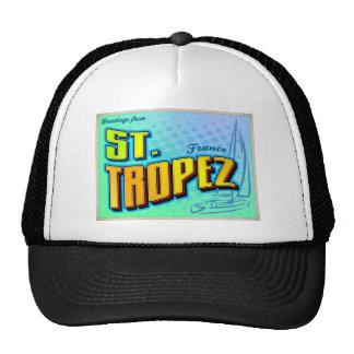 ST TROPEZ HATS