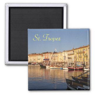 St. Tropez magnet