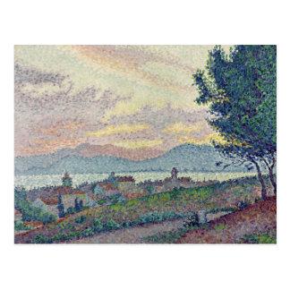 St. Tropez, Pinewood, 1896 Postcard