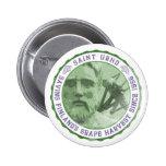 St. Urho Seal - Button