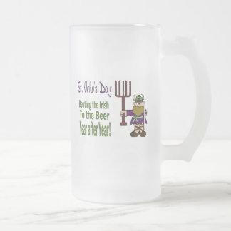 St. Urho's Day - Beating the Irish to the Beer Mug