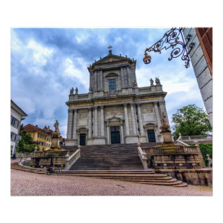 St. Ursus Cathedral, Solothurn, Switzerland Photographic Print