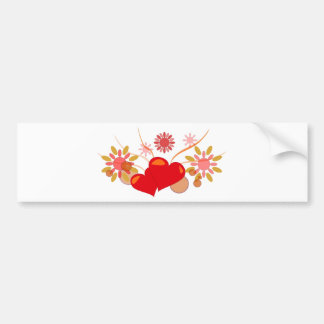 St. Valentine's day Bumper Sticker