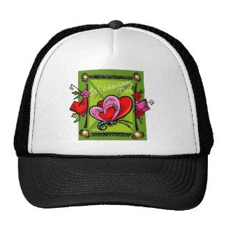 St Valentine'S Day Hat