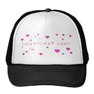 St. Valentine's day Hats