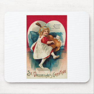 St. Valentine's Greeting (2) Mousepad