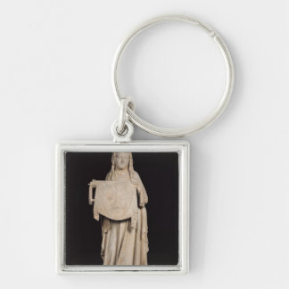St. Veronica, c.1310 Key Ring