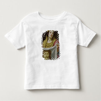 St. Veronica Holding the Holy Shroud Toddler T-Shirt