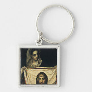 St.Veronica with the Holy Shroud Keychains
