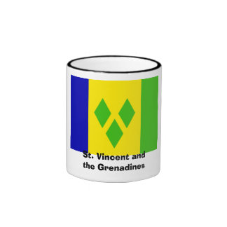St. Vincent and the Grenadines Mug