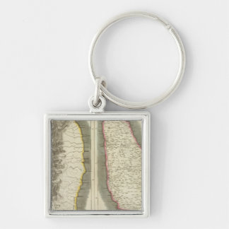 St Vincent, Barbadoes Key Ring