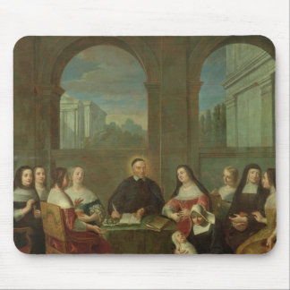 St. Vincent de Paul and the Sisters of Charity Mouse Mat