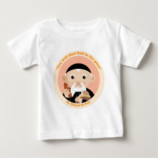 St. Vincent de Paul Baby T-Shirt