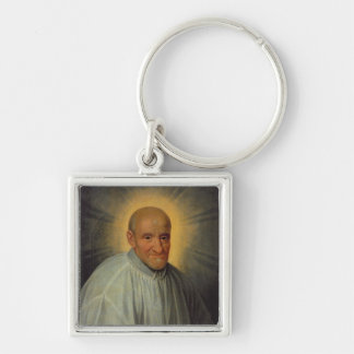 St. Vincent de Paul Key Ring