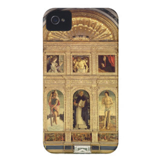 St. Vincent Ferrer Altarpiece, c.1465 (polyptych) iPhone 4 Covers
