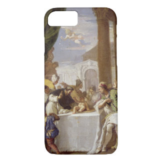 St. Vincent Ferrer performing a miracle iPhone 8/7 Case